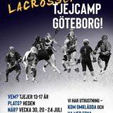 Tjej Camp veckan 30, Göteborg Heden